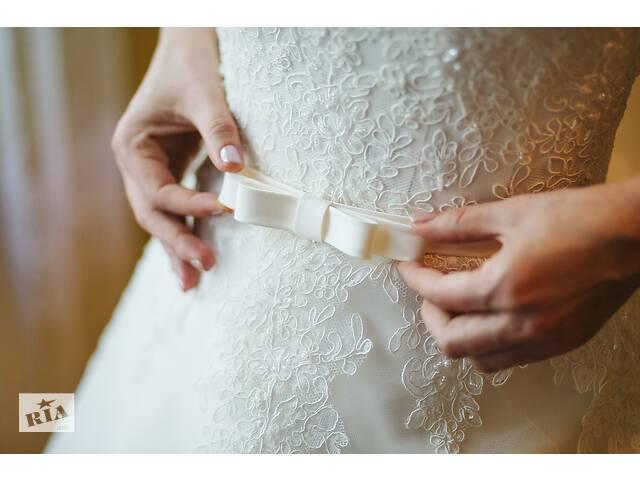 Платье свадебное- объявление о продаже  в Дрогобыче