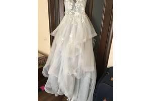 Свадебное дизайнерское платье от бренда Reverie Dress