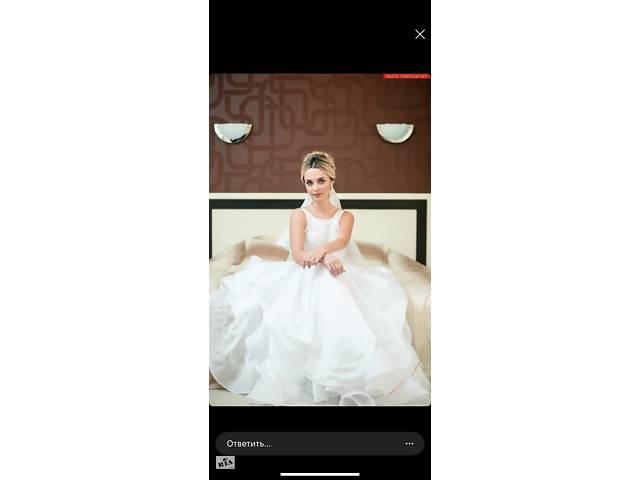 Свадебное платье для самой красивой❤️- объявление о продаже  в Одессе