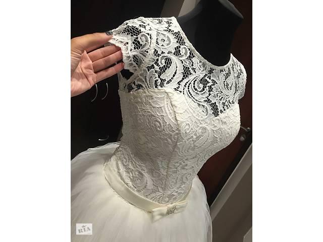 бу Свадебное платье Новое Весільна сукня Нова в Мукачево
