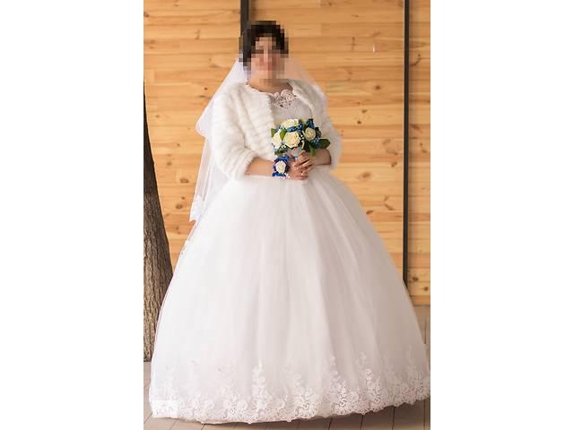 продам Свадебное платье  бу в Кропивницком (Кировоград)