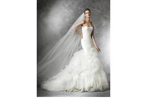 Свадебное платье для девушки с характером