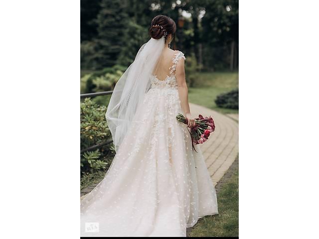 Весільна сукня- объявление о продаже  в Львові