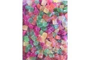 Ананас цукаты кубики микс (Таиланд)