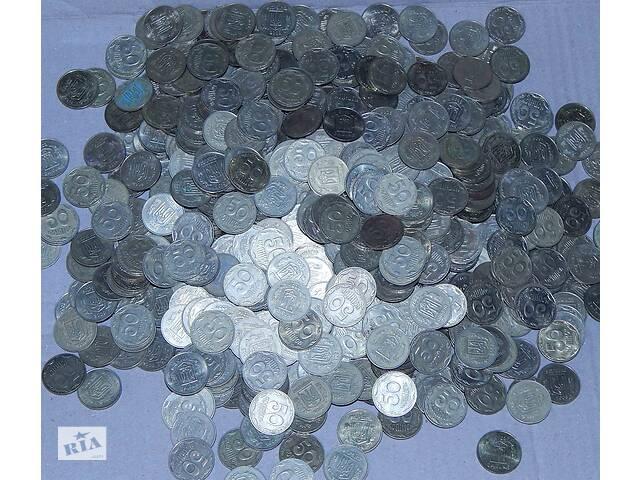 купить бу 50 копеек Украины целая куча монет в Запорожье