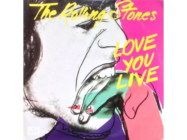 купить бу The Rolling Stones = 2lp + LP + LP. в Киеве