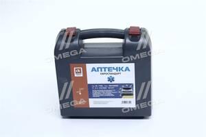 Аптечка автомобильная евростандарт (сертифицированная)