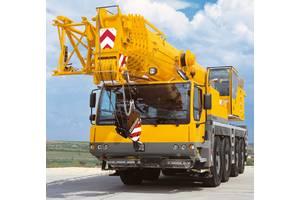 Аренда Автокран 90 тонн Liebherr 1090