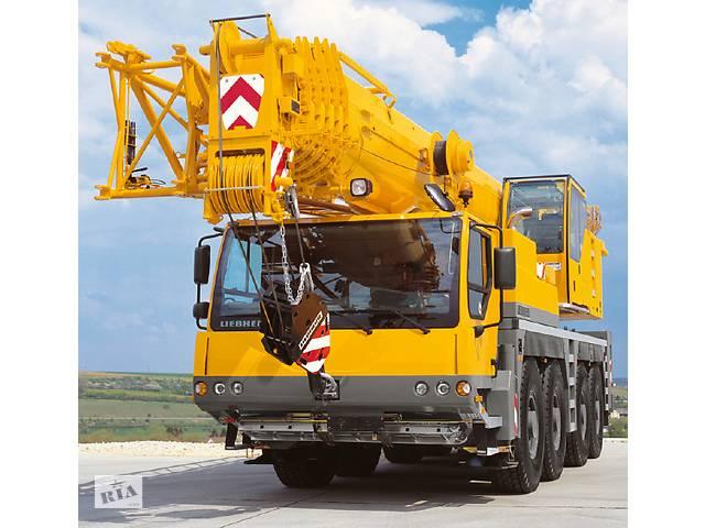 Аренда Автокран 90 тонн Liebherr 1090- объявление о продаже   в Украине