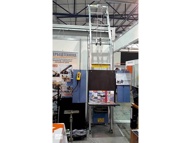 купить бу АРЕНДА грузового строительного подъемника GEDA Lift 250 Comfort  в Украине