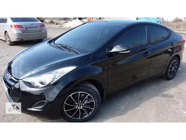 купить бу Оренда Hyundai Elantra 2013 автомат в Києві
