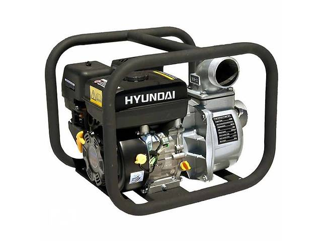 купить бу Аренда мотопомпы Hyundai HY80.(1000л./мин.) в Киеве