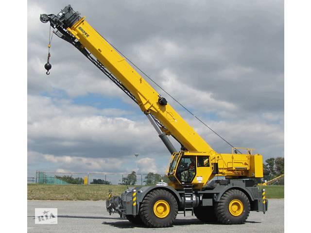 продам Аренда строительной техники(Краны,Экскаваторы Т.д) бу  в Украине