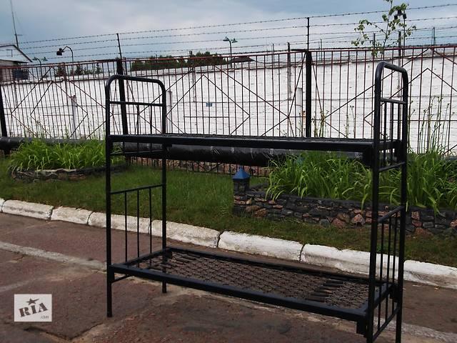 купить бу Армейские 1,2-хъярусные кровати для общежитий, строителей и т.д. в Коростене (Житомирской обл.)