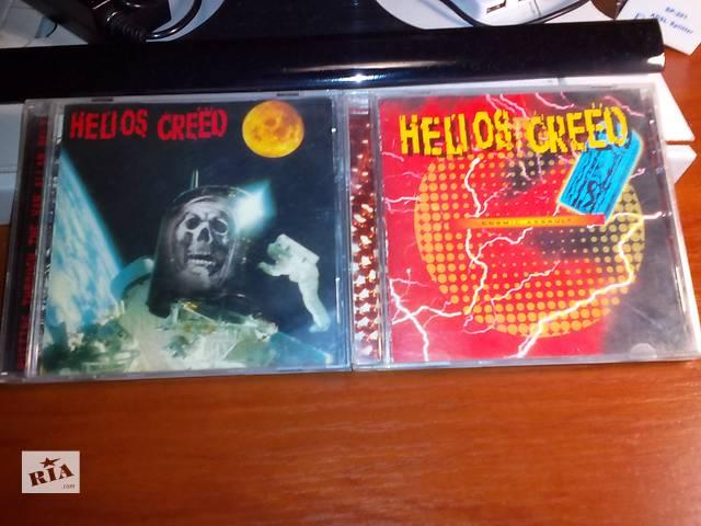 бу Продам 2 лицензионных CD группы Helios Creed в Харькове