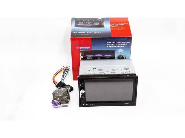 бу 2din автомагнитола Sony 7042 USB, BT, SD пульт на руль в Херсоне