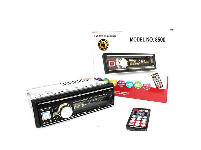 купить бу Автомагнитола Pioneer 8500 с USB, FM, AUX, 4*50W Сменная подсветка! ХИТ! в Киеве