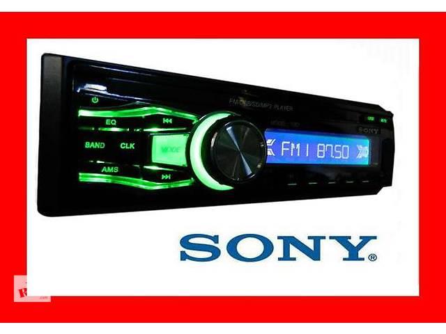 купить бу Автомагнитола Sony 1083 c пультом в Каменец-Подольском