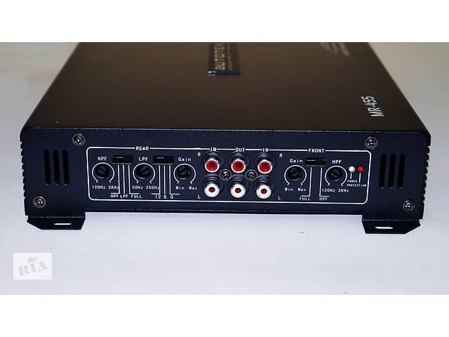 продам Автомобильный усилитель звука Autotek MR-455 (4 канала) бу в Киеве