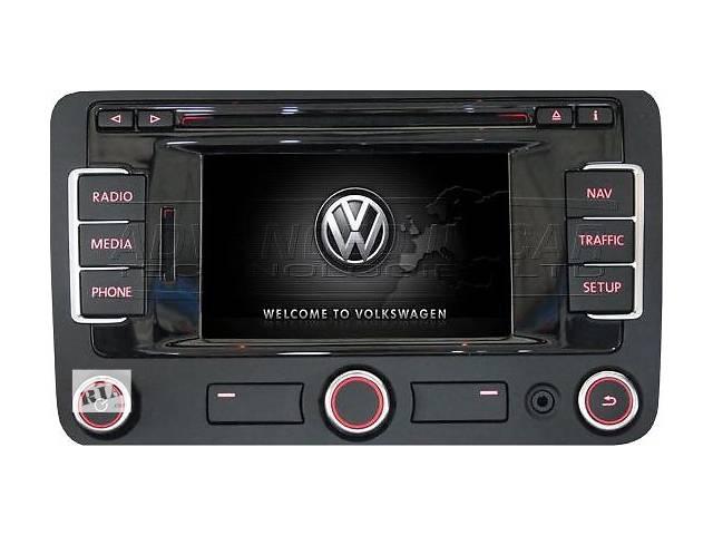 купить бу Volkswagen - rns 315/ skoda - amundsen+ / seat - media system 2.2 в Луцке
