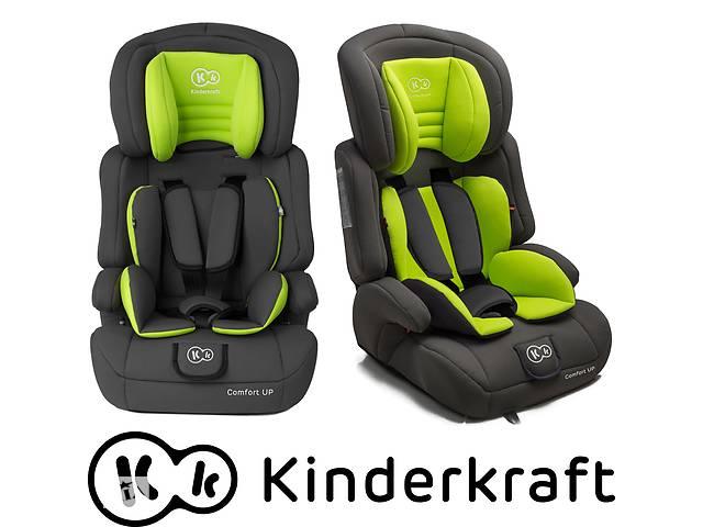 Детское автокресло 9-36 kg Kinderkraft COMFORT UP. Под заказ. Отправка по Украине!- объявление о продаже  в Львове