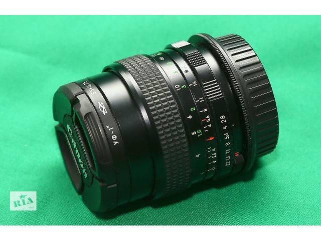 Avto-Revuenon MC 35mm 1:2,8 полн комплект на Canon- объявление о продаже  в Белой Церкви (Киевской обл.)
