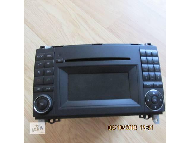 купить бу  Автомагнитола для легкового авто Volkswagen Crafter   в Ровно
