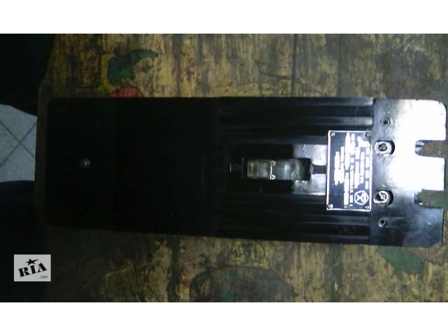 Автоматический выключатель А-3716 ФУЗ 16-160А- объявление о продаже  в Киеве