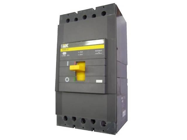 бу Автоматический выключатель (Силовой автомат) IEK ВА88-37, 3Р 400А 35кА в Киеве