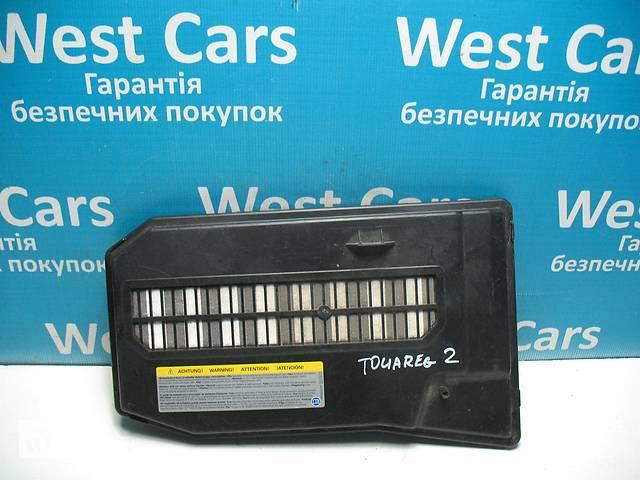 купить бу Б/У 2003 - 2016 Q7 Кришка акумулятора верхня 3.0 TDI. Вперед за покупками! в Луцьку