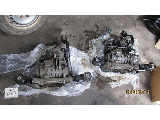 купить бу Б/у 4x4 4Motion редуктор задней/передней балки/моста для легкового авто Volkswagen Multivan 2008 в Хусте