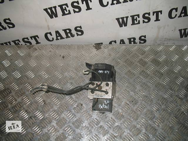 купить бу Б/у абс и датчики для легкового авто Nissan Patrol в Луцке