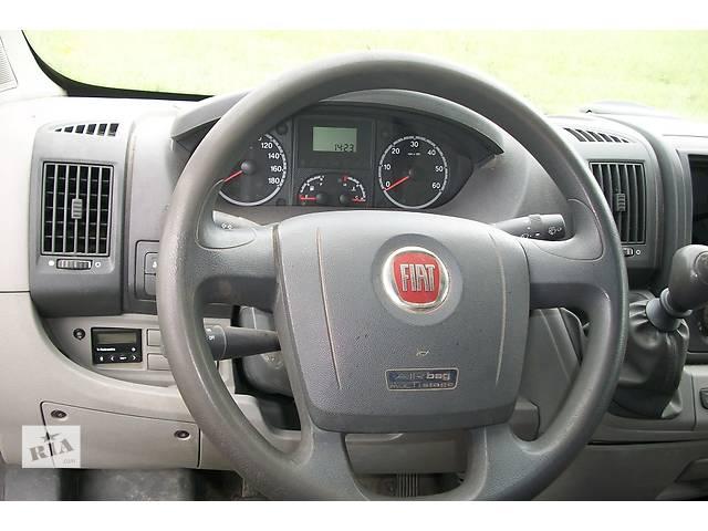 продам Б/у Airbag подушка безопасности водителя Фиат Дукато Fiat Ducato (3) с 2006г.  бу в Ровно