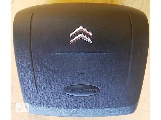 Б/у Airbag подушка безопасности водителя  Ситроен Джампер Citroen Jumper (3) с 2006г.- объявление о продаже  в Ровно