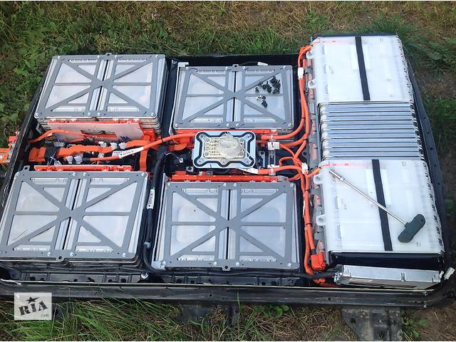 продам Б/у аккумулятор для легкового авто Nissan Leaf бу в Барышевке