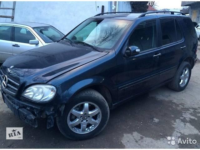 продам Б/у акпп для легкового авто Mercedes ML 270 бу в Киеве