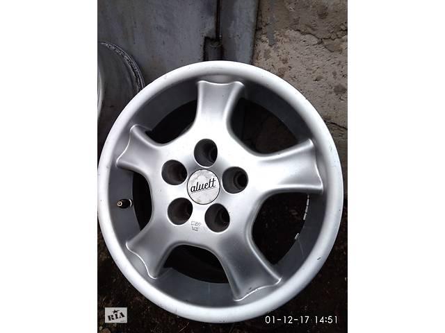 продам Диски литые Mazda Nissan Toyota KIA Hyundai R15(5*114,3)et35 бу в Житомире