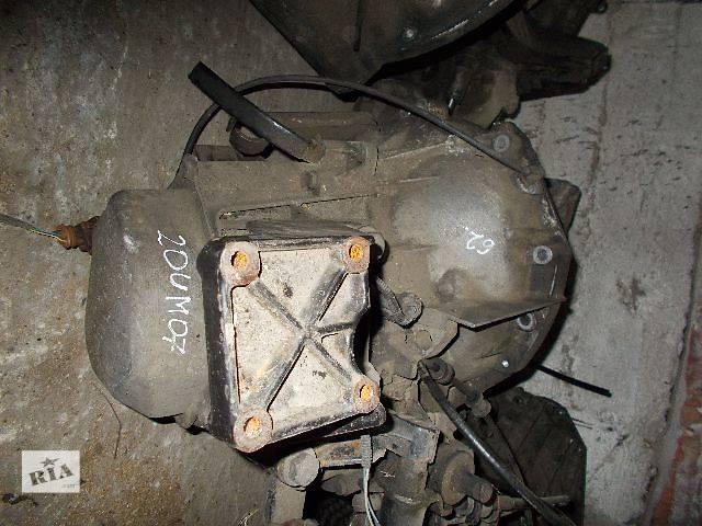 Б/у Коробка передач КПП Fiat Ducato 2.0 бензин № 20UM07- объявление о продаже  в Стрые