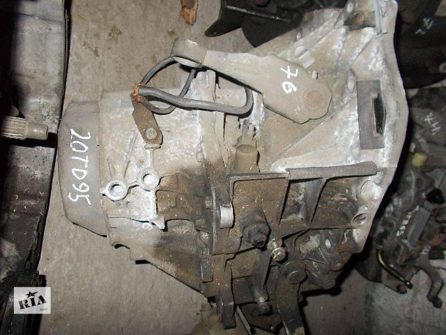 Б/у Коробка передач КПП Peugeot 306 2.0 hdi № 20TD95- объявление о продаже  в Стрые