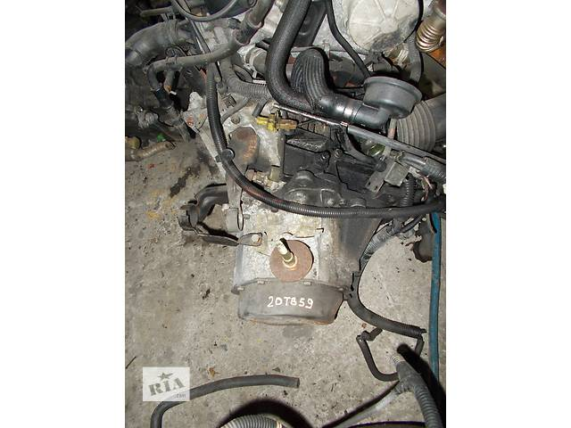 купить бу Б/у Коробка передач КПП Peugeot 406 1.9 td № 20TB59 в Стрые