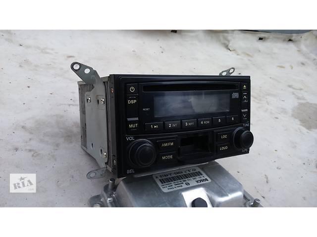 продам Б/у автомагнитола для легкового авто Geely MK бу в Полтаве