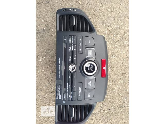 купить бу Б/у автомагнитола для легкового авто Honda Accord в Киеве
