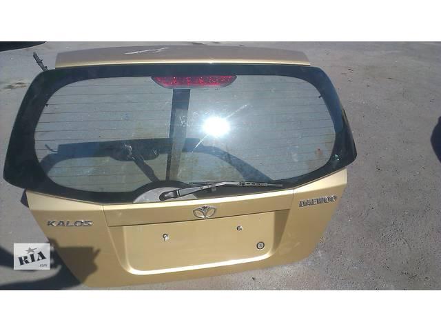 продам Б/у багажник для хэтчбека Chevrolet AveoТ200 бу в Виннице
