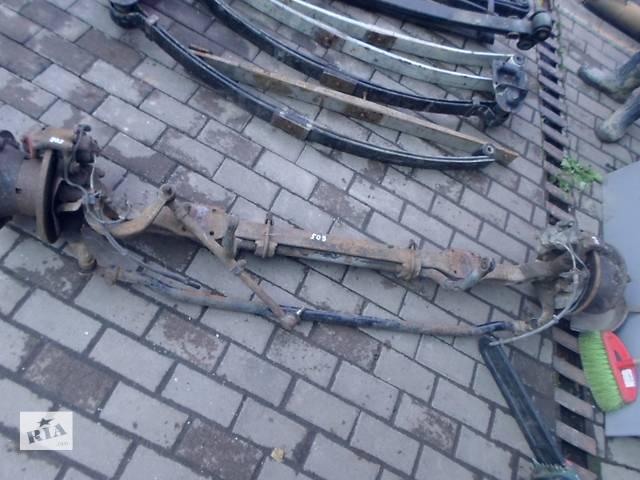 продам Б/у балка передней подвески для автобуса Mercedes 507 бу в Берегово (Закарпатской обл.)