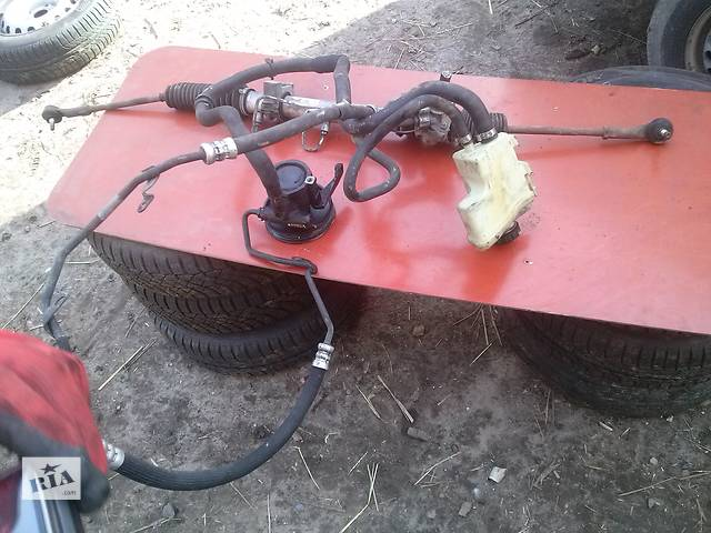 продам Рейка рулевая 1,5 для Рено канго кенго RENAULT Kangoo '2000-08 бу в Ковеле