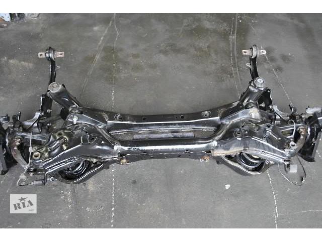 купить бу Б/у балка задней подвески для легкового авто Mazda 6 2009 в Луцке