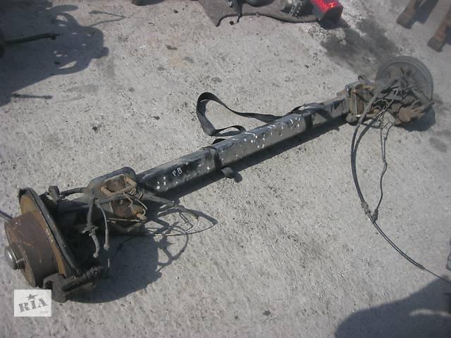 купить бу Б/у балка задней подвески Peugeot Boxer 2006- в Ровно