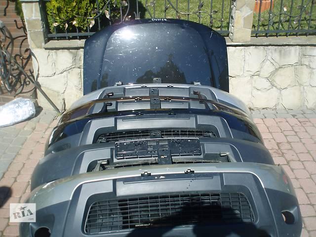 продам Б/у бампер передній для легкового авто Рено Renault Дастер Duster бу в Львове