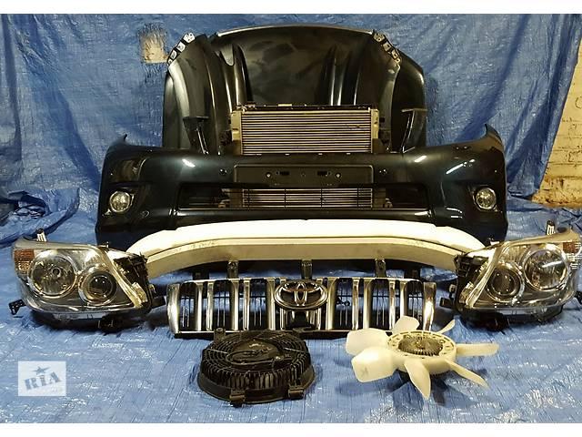 купить бу Б/у бампер передній для легкового авто Toyota Land Cruiser Prado 150 в Луцке