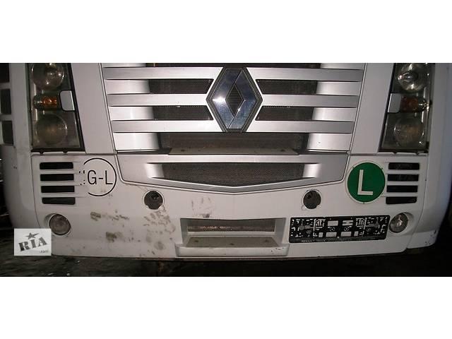 бу Б/у бампер передний для грузовика Renault Magnum E-TECH Рено Магнум 440 Evro3 в Рожище
